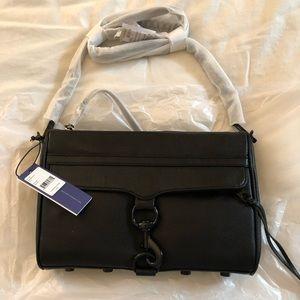 Rebecca Minkoff MAC crossbody bag black NWT